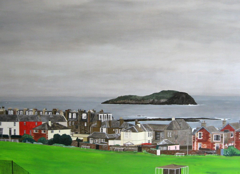 72_Craigleith Isle_North Berwick_Scotland_110x150cm_2015