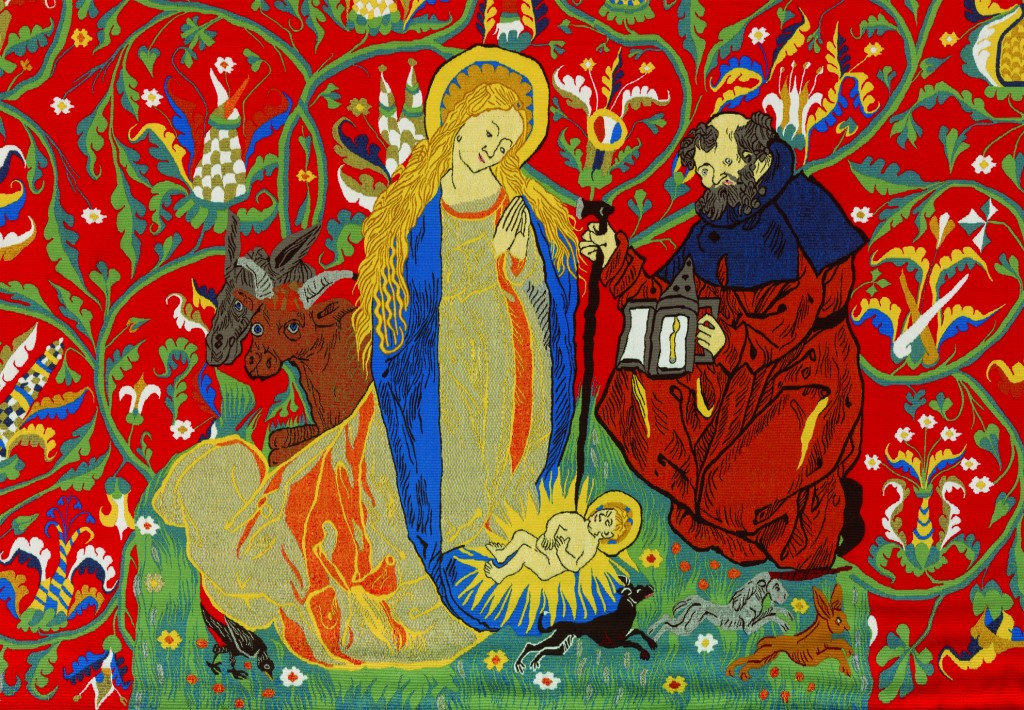 Geburt Jesu Christi / Nativity of Jesus Christ, 72 x 98cm