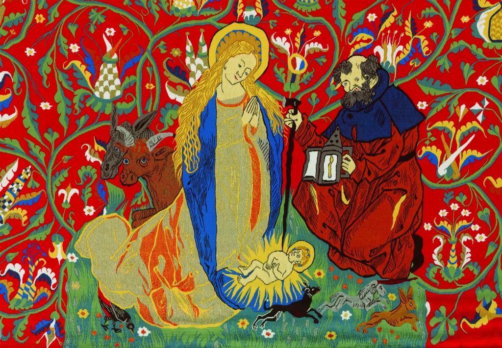 Geburt Jesu Christi / Nativity of Jesus Christ, 72 x 98cm